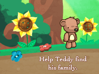 Teddy's Excellent Adventure Online Game
