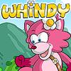 Whindy in a Colorless World Online Action Game