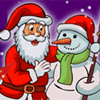 Color Santa Online Christmas Game
