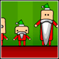 Finding Santa Online Christmas Game