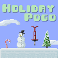 Adventure Game: Holiday Pogo