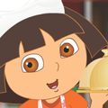 Cooking Game: Dora Fast Food