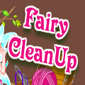 Dress Up Game: Fairy Clean Up