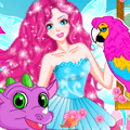 Dress Up Game: Fairy Pet Care