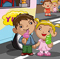 Ice Cream Car Decoration Online Game