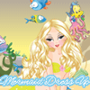 Free Flash Game For Your Web Site: Mermaid Dress Up