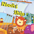 Dress Up Game: Noah's Ship