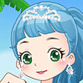 Dress Up Game: Summer Bride Dress Up