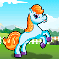 Dress Up Game: Sweet Little Pony Care