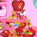 Valentine's Game: Valentine Store Decoration