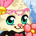 Dress Up Game: Winter Bunny Dress Up