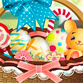 Easter Basket Makeover Online Game