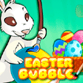 Easter Bubbles Online Game