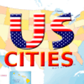 Puzzle Game: US Cities
