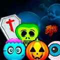 Puzzle Game: Halloween Fusion