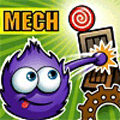 Catch The Candy Mech Puzzle Game