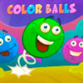 Color Balls Puzzle Game