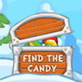 Find The Candy Winter Puzzle Game