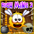 Rich Mine 2 Puzzle Game