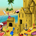 Puzzle Game: Sand Castle Hidden Objects