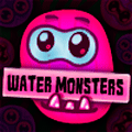 Water Monsters Puzzle Game