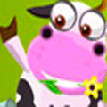 Puzzle Game: Crazy Cow