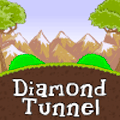 Diamond Tunnel Puzzle Game