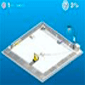 Snow Storm Puzzle Game