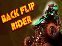 Back Flip Rider Online Game
