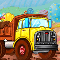 Racing Game: Candy Land Transport