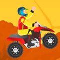 ATV Fun Ride Racing Game
