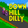Down Hill Dilly Racing Game
