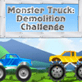 Monster Truck Demolition Challenge Racing Game
