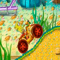 Racing Game: Sponge Bob ATV