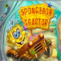 Spongebob Tractor Racing Game