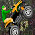 Stunt Rider Racing Game
