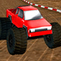Top Truck 3D 2 Player Game