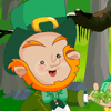 Leprechaun Dress Up Online Spring Game