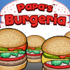 Papa's Burgeria Online Time Management Game