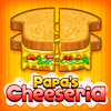 Papa's Cheeseria Online Time Management Game