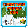 Christmas Panda Run Online Game