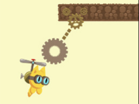 FlapCat Copter Game