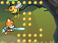 Hero In Action Mobile Game