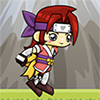 Samurai Run Online Game