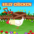 Silly Chicken Action Game