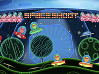 Space Shoot Mobile Game