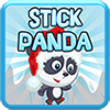 Santa Stick Panda Online Christmas Game