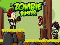 Zombie Buster Mobile Game