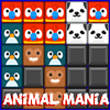 Animal Mania Online Puzzle Game