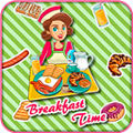 Breakfast Time Cooking Game
